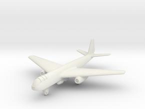 (1:200) Arado Ar TEW 16/43-19 (2 Engines Version) in White Natural Versatile Plastic