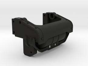 THM 01.4401 Frame rear beam Tamiya Scania 4x2 in Black Natural Versatile Plastic