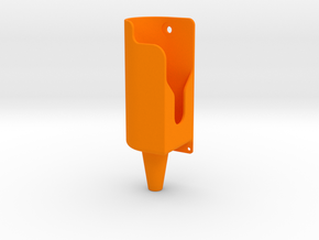 ITTP holder in Orange Processed Versatile Plastic