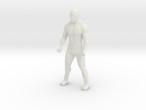 Printle C Homme 1721 - 1/24 - wob in White Natural Versatile Plastic