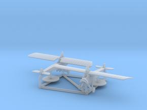 Morane-Saulnier Type L (Fighter Version) in Smooth Fine Detail Plastic: 1:285 - 6mm