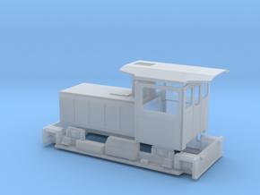 RhB Tmf 2/2 85-90 in Smooth Fine Detail Plastic: 1:120 - TT