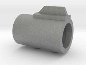SOLO Bull Barrel (w/ screw details) in Gray PA12