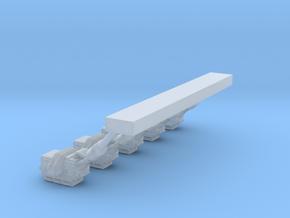 SpaceMarineSHOTGUN24 in Smooth Fine Detail Plastic