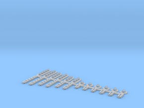 1:160 semafor / semaphore PKP 1, 3 , 4 komory/lamp in Smooth Fine Detail Plastic