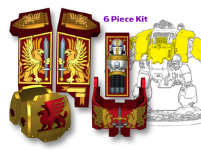Griffon Corp: Redem Full Kit in Smooth Fine Detail Plastic