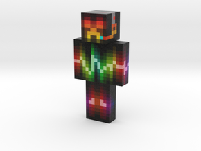 minecraft   Minecraft toy in Natural Full Color Sandstone