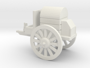 ARTILLERY FORGE in White Natural Versatile Plastic