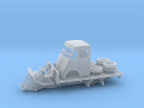 S scale 1:64 Renault AHN flatbed in Smooth Fine Detail Plastic