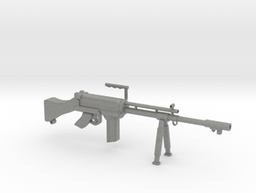 L1A1MG in Gray PA12
