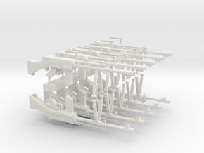 L1A1MGset in White Natural Versatile Plastic