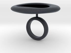 Cratrii - Bjou Designs in Black PA12