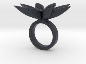 Floachi small - Bjou Designs in Black PA12