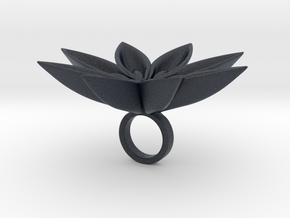 Floachi big - Bjou Designs in Black PA12