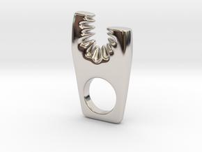 Vreto - Bjou Designs in Rhodium Plated Brass