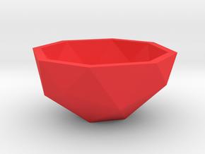 geommatrix semi f54   in Red Processed Versatile Plastic