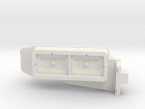 1/24 peterbilt 379 right Light asm in White Natural Versatile Plastic: 1:24