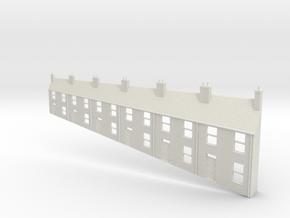 zps-76-152-ld-terrace-houses in White Natural Versatile Plastic