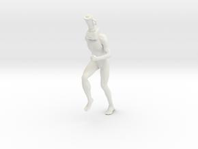 Printle Imagine Singles MR - 027 - 1/24 - wob in White Natural Versatile Plastic