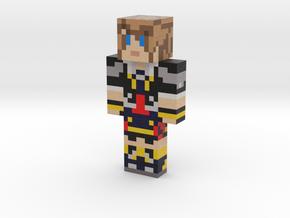 frigiel | Minecraft toy in Natural Full Color Sandstone