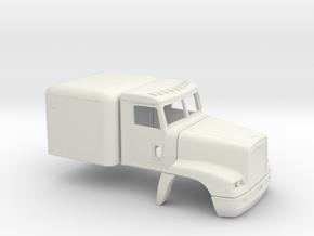 1/32 Frightliner Fld 120 FlatTop in White Natural Versatile Plastic