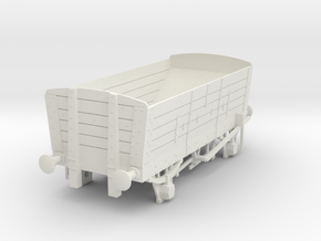 a-32-ner-p4-5pl-coal-hopper-wagon in White Natural Versatile Plastic