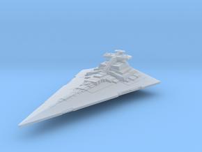 Imperial Praetor battle cruiser in Smooth Fine Detail Plastic