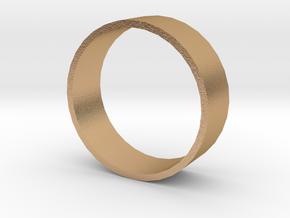 GoldRing in Natural Bronze