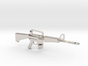 M16A1 v1 in Platinum