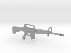 M16A1 v2 in Aluminum