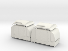 A-1-101-protected-simplex1 in White Natural Versatile Plastic