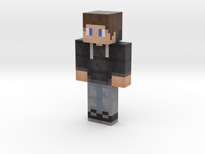 pro_pixel_ | Minecraft toy in Natural Full Color Sandstone