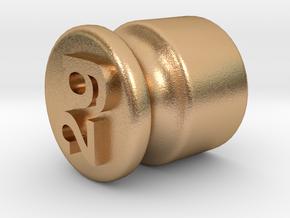 Test weight 2 g in Natural Bronze