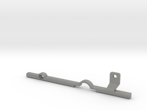 ThumbRail (Lefty)-fits Fender Precision in Gray Professional Plastic