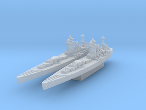 Nelson class (Classic AA Size) in Smooth Fine Detail Plastic