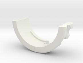 Custom Request - KR Fisto Speaker Cover in White Natural Versatile Plastic