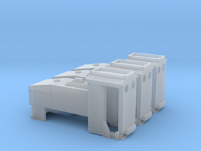 B-1-160-deutz-loco-1a in Smooth Fine Detail Plastic