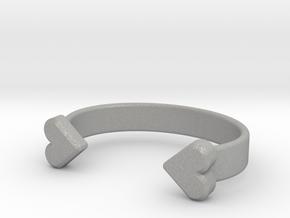 GOGO Hair Tie Bracelet in Aluminum