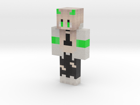 Viper_Rina | Minecraft toy in Natural Full Color Sandstone