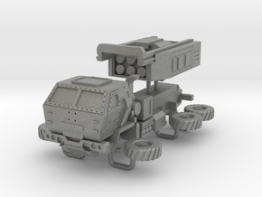 M142 HIMARS Scale: 1:100 in Gray PA12