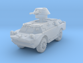 BRDM 2 scale 1/144 in Smooth Fine Detail Plastic