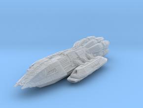 BattleStar Vergo Class BattleShip in Smooth Fine Detail Plastic