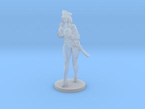 Major Kyra Mini in Smooth Fine Detail Plastic