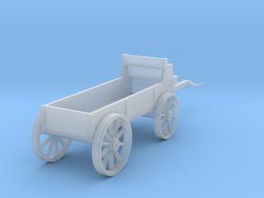 Farm Wagon in Smoothest Fine Detail Plastic: 1:160 - N