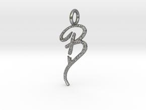 B (Breaks) in Natural Silver