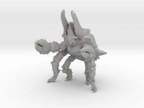 Pacific Rim Onibaba Kaiju Monster Miniature in Aluminum