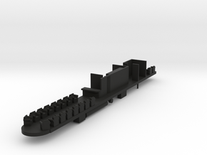 Victorian Railways Norman Chassis - N Scale in Black Natural Versatile Plastic