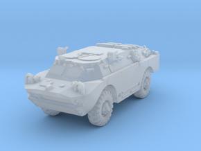 BRDM 2 U scale 1/144 in Smooth Fine Detail Plastic