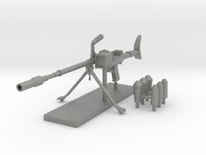 GrB 39 + 6 Grenade in Gray PA12: 1:16
