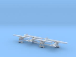 1/350 Fokker D VIII x 4 in Smooth Fine Detail Plastic